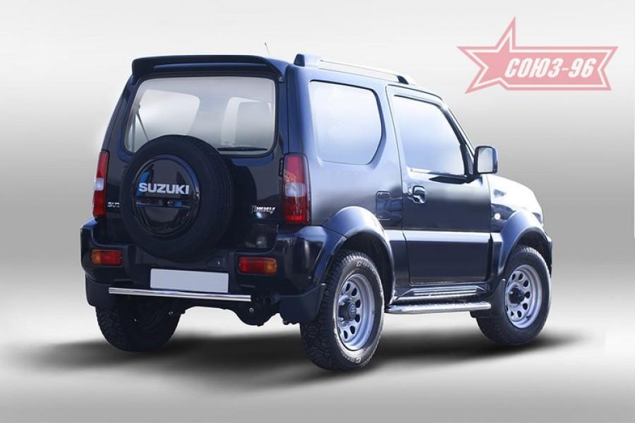 Защита задняя d42,Suzuki Jimny 2013-