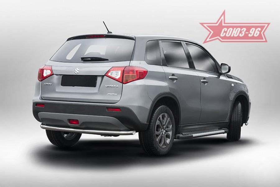 Защита задняя d60,Suzuki Vitara 2015-