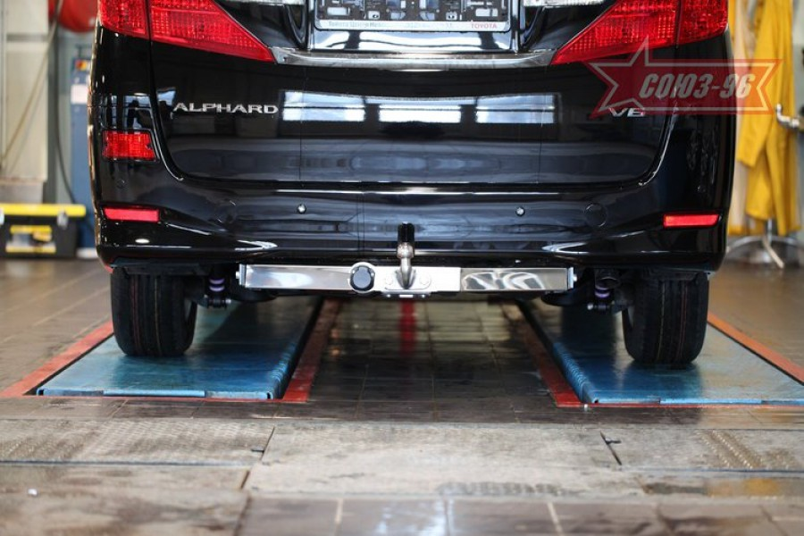 ТСУ фаркоп,Toyota Alphard 2012-