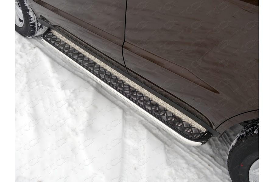 Пороги с площадкой 42,4 мм