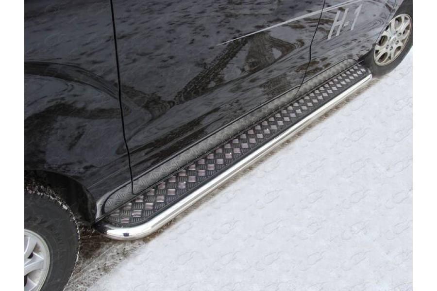 Пороги с площадкой 60,3 мм