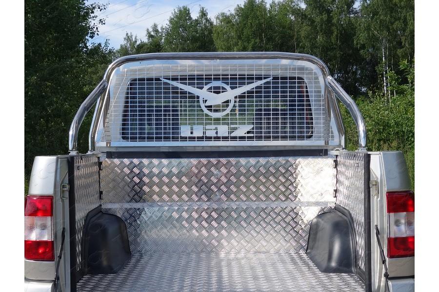 Защита кузова и заднего стекла 75х42 мм