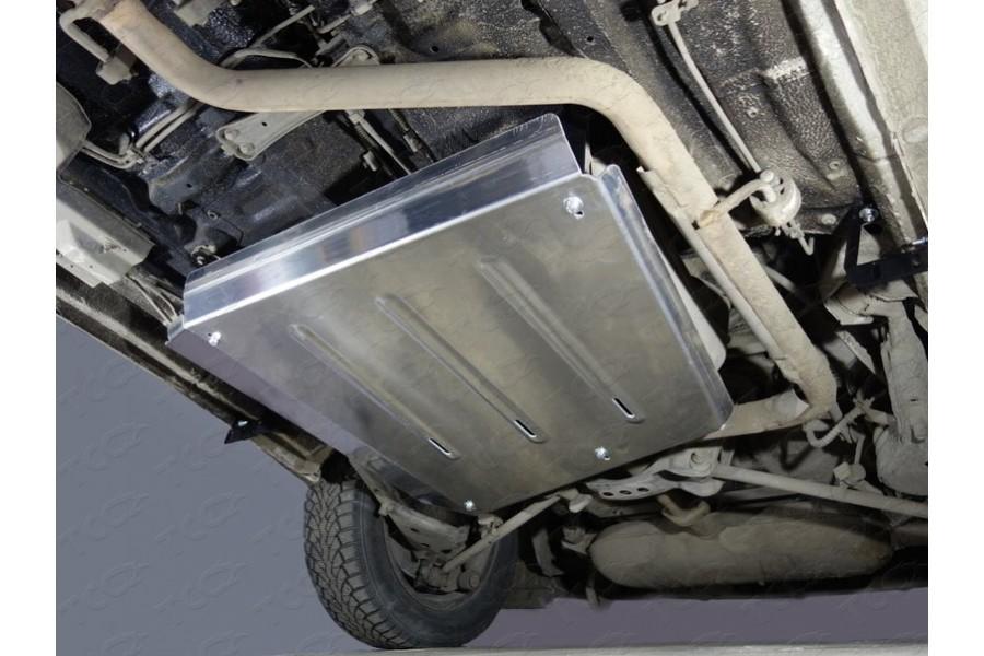 Защиты комплект (алюминий) 4мм (картер, бак)