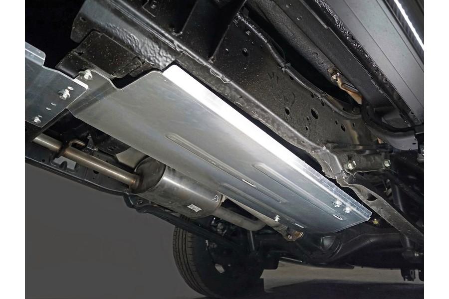 Защита бака (алюминий) 4мм