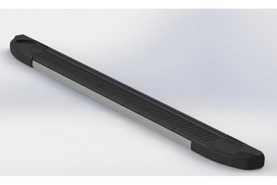 Пороги алюминиевые (Onyx) Ford Edge (2014-)